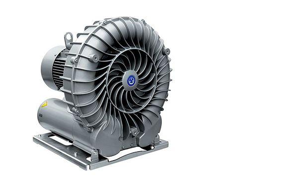 Что такое промышленная воздуходувка